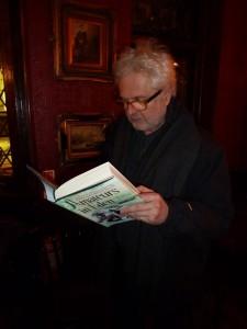 Robert reading