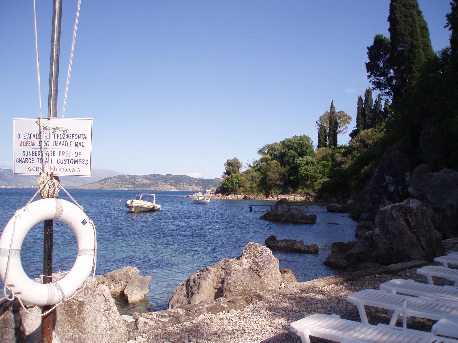 The Taverna Nikolas at Agni